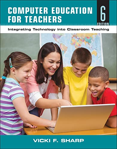 9780470141106: Computer Education for Teachers: Integrating Technology into Classroom Teaching