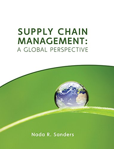 9780470141175: Supply Chain Management: A Global Perspective