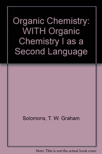 9780470144442: Organic Chemistry: WITH Organic Chemistry I as a Second Language