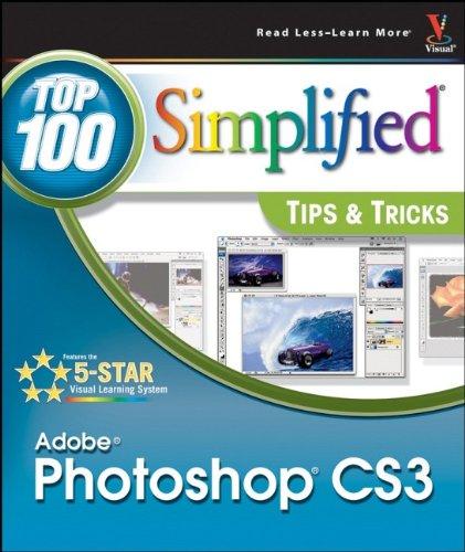 9780470144763: Adobe Photoshop CS3: Top 100 Simplified Tips & Tricks