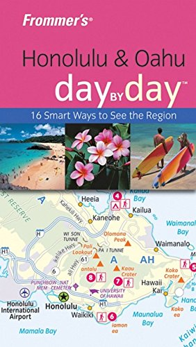 9780470145784: Frommer's Honolulu & Oahu Day by Day (Frommer's Day by Day - Pocket)