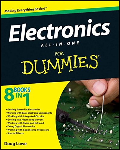 9780470147047: Electronics All-in-One For Dummies
