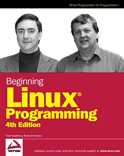 9780470147627: Beginning Linux Programming