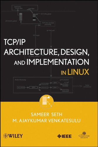 9780470147733: TCP/IP Architecture, Design and Implementation in Linux