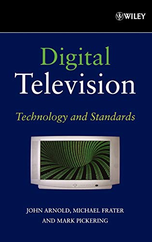 9780470147832: Digital Television: Technology and Standards