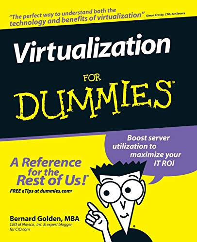 9780470148310: Virtualization For Dummies