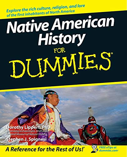 9780470148419: Native American History For Dummies