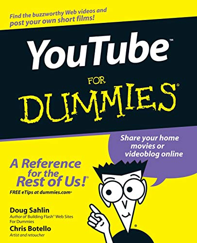 9780470149256: YouTube For Dummies