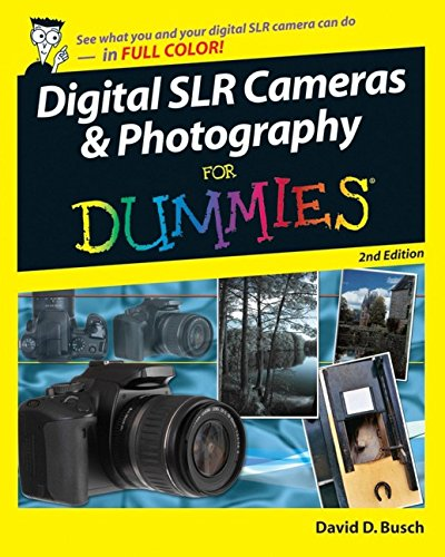 9780470149270: Digital SLR Cameras and Photography For Dummies