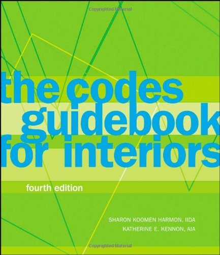 9780470149416: The Codes Guidebook for Interiors