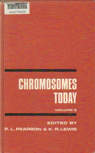 9780470149973: Pearson Chromosomes V5: Vol.5