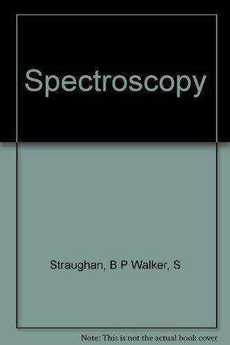 9780470150313: Spectroscopy
