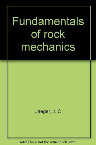 9780470150634: Fundamentals of Rock Mechanics