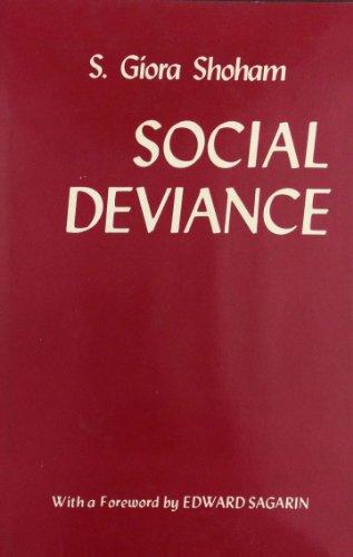 9780470150764: Social Deviance