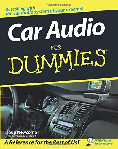 9780470151587: Car Audio for Dummies