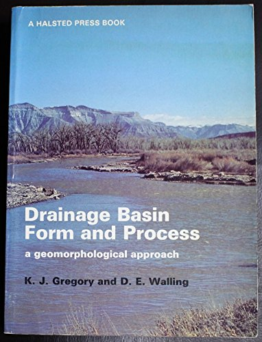 9780470151983: Drainage Basin Form & Process: A Geomorphological Approach