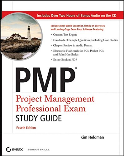 9780470152508: PMP: Project Management Professional Exam Study Guide