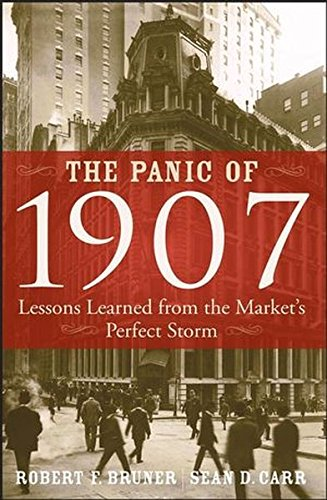 9780470152638: The Panic of 1907: Lessons Learned from the Market's Perfect Storm