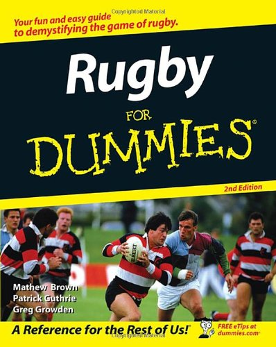 9780470153277: Rugby For Dummies