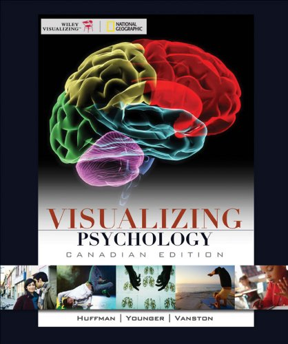 Visualizing Psychology: Huffman, Karen; Younger, Alastair; Vanstone, Claire