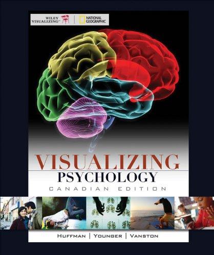 9780470155769: Visualizing Psychology