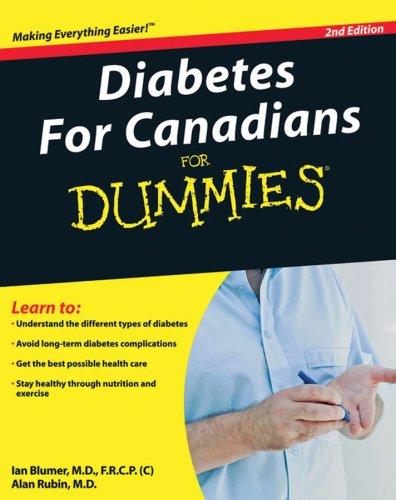 9780470156773: Diabetes for Canadians for Dum