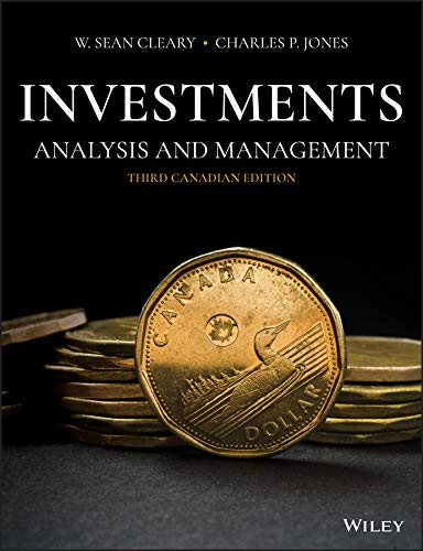 9780470157596: Investments: Analysis and Management