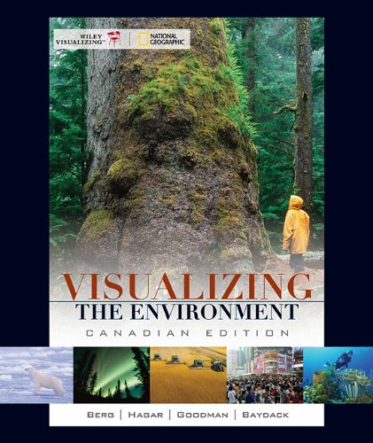 9780470157985: Visualizing the Environment (VISUALIZING SERIES)
