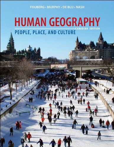 9780470158067: Human Geography: People, Place, and Culture