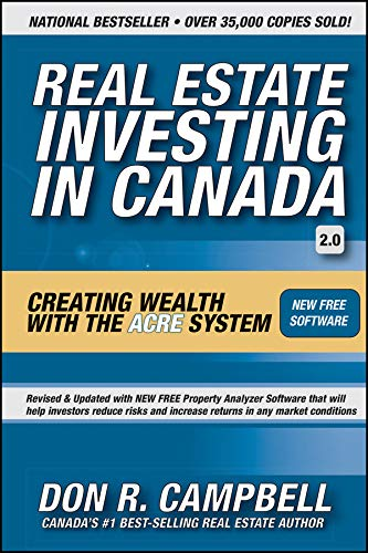 9780470158890: Real Estate Investing in Canada: Creating Wealth with the ACRE System