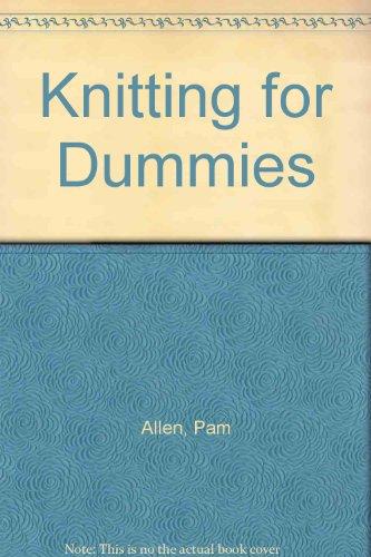 9780470159552: Knitting For Dummies