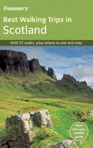 9780470159897: Frommer's Best Walking Trips in Scotland (Great Walks)
