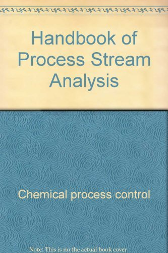 Handbook of process stream analysis (Ellis Horwood: Clevett, Kenneth J
