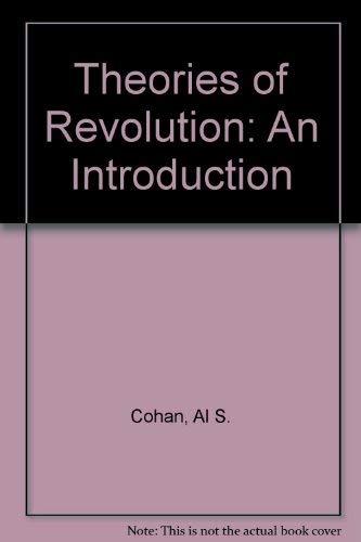 9780470163221: Theories of Revolution: An Introduction (Nelson's political science library)
