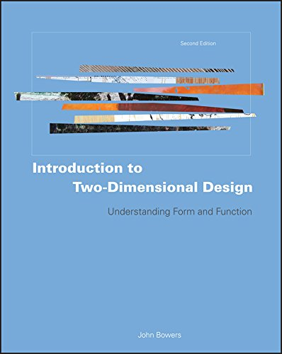 9780470163757: Introduction to Two-Dimensional Design: Understanding Form and Function