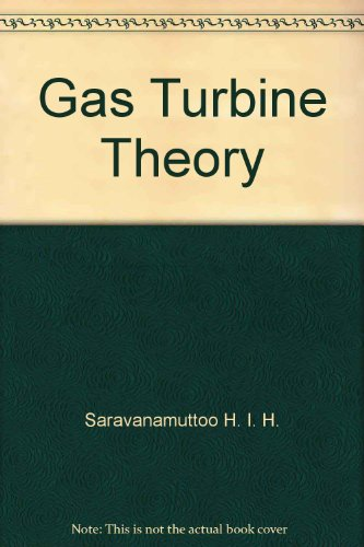 9780470164273: Title: Gas turbine theory