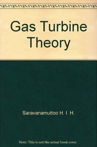 9780470164273: Gas Turbine Theory