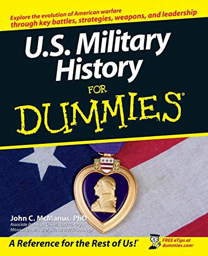9780470165027: U.S. Military History for Dummies
