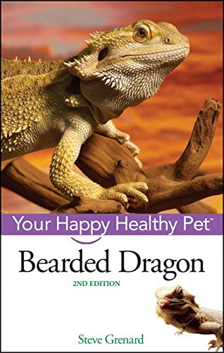 9780470165119: Bearded Dragon: Your Happy Healthy Pet