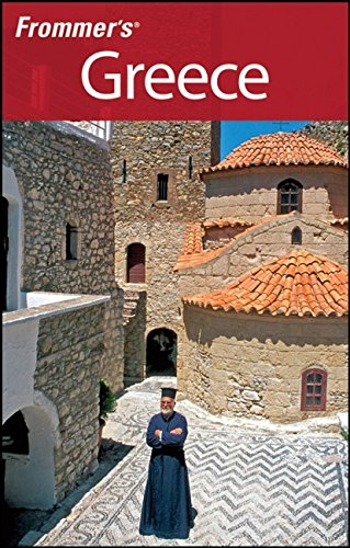 9780470165386: Frommer's Greece (Frommer's Complete Guides)