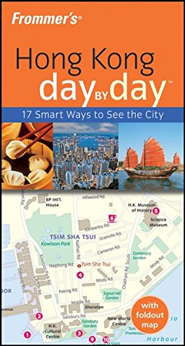 9780470165447: Frommer's Hong Kong Day by Day