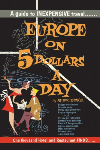 9780470165645: Europe on 5 Dollars a Day (Reproduction of Original Printing)