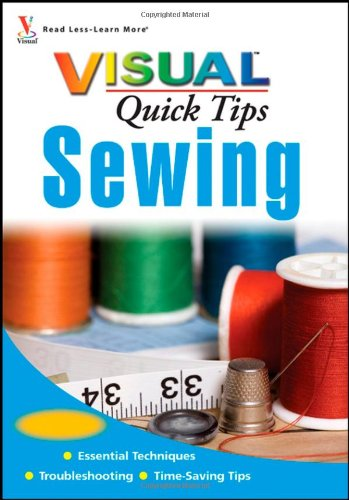 9780470165652: Sewing VISUAL Quick Tips