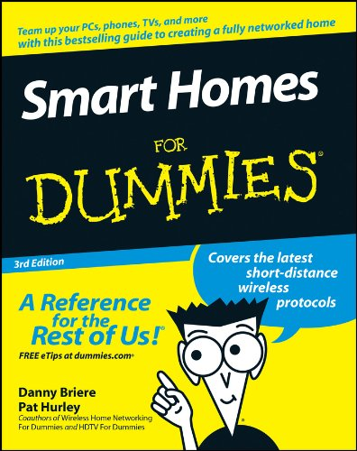9780470165676: Smart Homes For Dummies