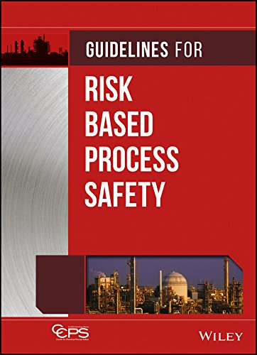9780470165690: Guidelines for Risk Based Process Safety