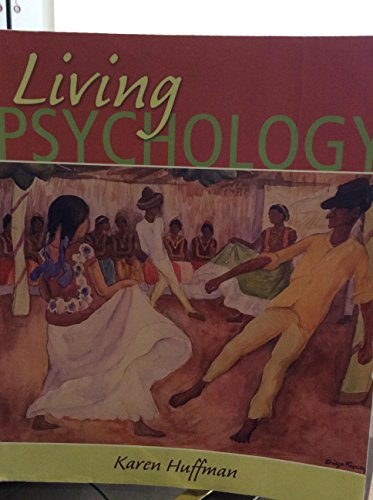 9780470167151: Living Psychology 1st Edition and Student Access Card for Blackboard with WileyPLUS Set (Wiley Plus Products)
