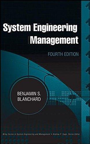 9780470167359: System Engineering Management