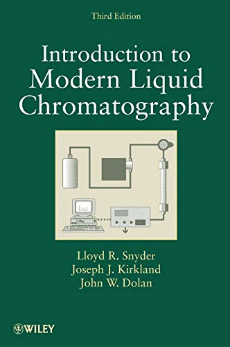 9780470167540: Introduction to Modern Liquid Chromatography