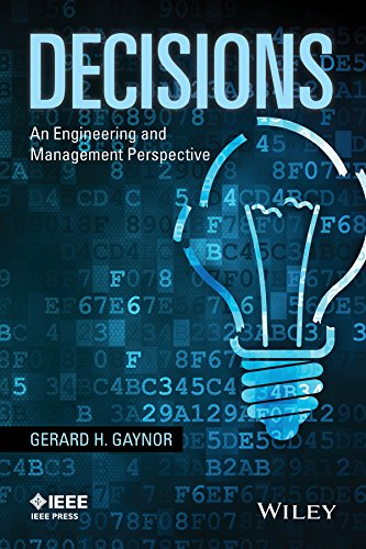 9780470167595: Decisions: An Engineering and Management Perspective