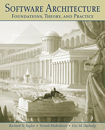 9780470167748: Software Architecture: Foundations, Theory, and Practice